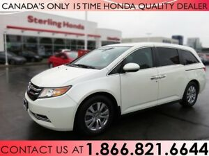 2014 Honda Odyssey EX-L | NO ACCIDENTS | 1 OWNER | NAVIGATION
