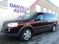 2009 Pontiac Montana SV6 EXT SAFETY WARRANTY INCL LOW KMS!