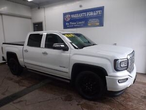 2016 GMC Sierra 1500 Denali LEATHER NAV SUNROOF