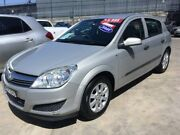 2008 Holden Astra AH MY08.5 60th Anniversary Gold 4 Speed Automatic Hatchback Fyshwick South Canberra Preview