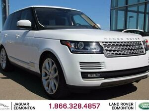 2016 Land Rover Range Rover 5.0L V8 Supercharged - CPO 6yr/16000