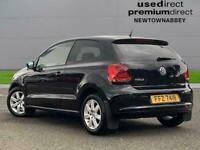 2011 Volkswagen Polo 1.2 60 Se 3Dr Hatchback Petrol Manual