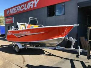 Clark 490 Legend Side Console with 75hp Mercury Outboard Coorparoo Brisbane South East Preview