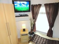 ★ Charming Nice Single Room inc Modern TV by the NEW Westfields Shopping Centre in Stratford City ★