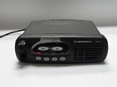 Motorola Cdm750 Uhf Mobile Radio 40 Watt 450 - 512 Mhz Aam25skc9pw1an