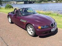 1998 BMW Z3 1.9 Z3 ROADSTER 2D 138 BHP