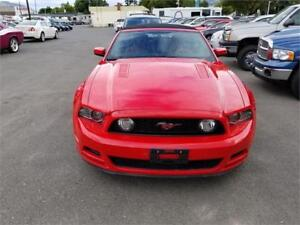 2014 Ford Mustang GT  CONVERTIBLE - RED HOT RAG TOP -SALE PRICED