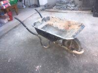 Draper wheelbarrow