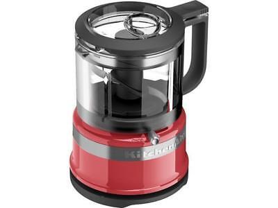 KitchenAid KFC3516WM 3.5 Cup Mini Food Processor, Watermelon