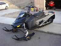 2009 Skidoo... BAD CREDIT FINANCING AVAILABLE !!!!