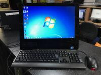 Dell Vostro 320 W01B Core 2 Duo 2.93GHz 4GB Ram 500GB HDD Web WIFI DVD All-in-one