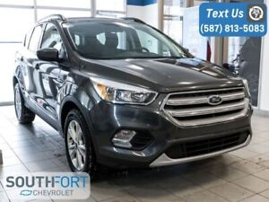 2018 Ford Escape SE 4WD Heat Seats Bluetooth Ecoboost $181 B/W
