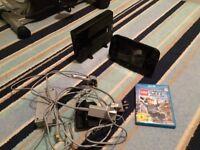 Wii U console 32gb - black (+1 game)