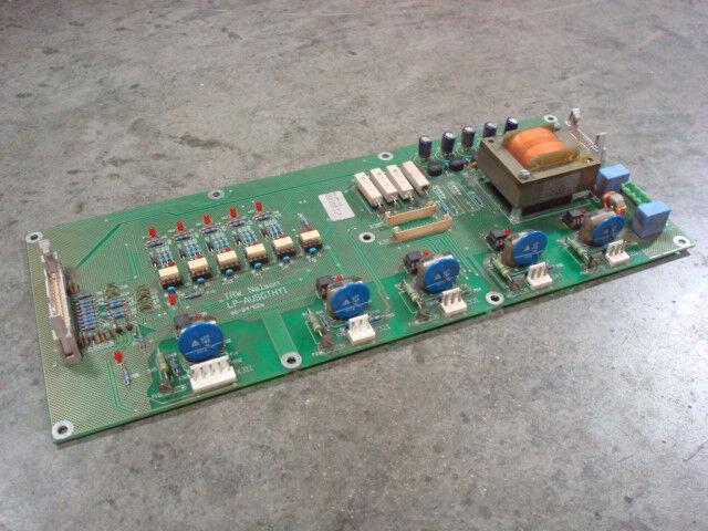 USED TRW Nelson LP-AUSGTHY1 Stud Welder Control Board 66-04-62a