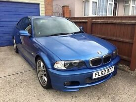 BMW 330ci Clubsport Coupe SSG gearbox