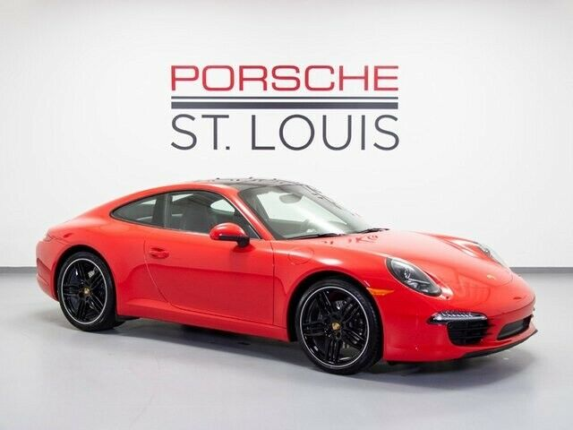 Image 1 Coche Americano usado Porsche 911 2015