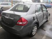 2009 NISSAN TIIDA C11 ST SEDAN WHOLE OR PARTS Brooklyn Brimbank Area Preview