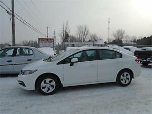 """2013 Honda Civic LX-NEW TIRES-EXTRA CLEAN-""""SALE""""!"""