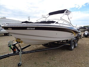 Very nice 2007 Four Winns 210 Horizon