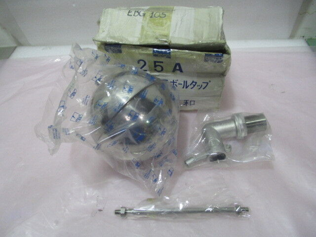 Disco M0GAH31286 Ball and Tap EBG105, SUS 316, 422683