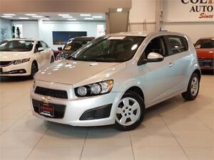 2013 Chevrolet Sonic LS-AUTO-A/C-ONLY 22KM