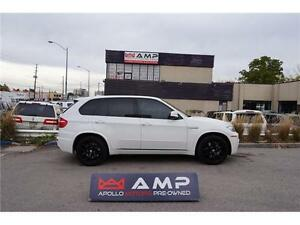 2010 BMW X5 M AWD NAVI DVD Tint Certified with Winter tires!