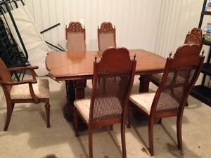 Dining Room Set with Buffet Hutch and Corner Hutch