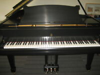 "STEINWAY 5'10"" GRAND PIANO IN NEW CONDITION!!!"