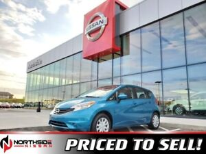 2016 Nissan Versa Note SV Accident Free,  Back-up Cam,  Bluetoot