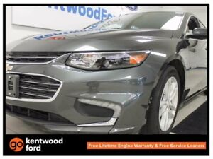 2016 Chevrolet Malibu 1LT- back up cam, power drivers seat, and