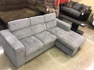 A NEW LOAD OF SECTIONAL'S JUST ARRIVED. THESE  ARE IN STOCK
