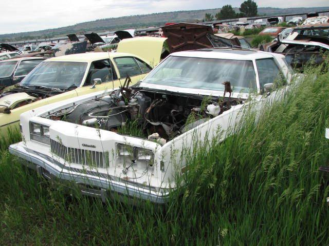 Pair 1977 & 1978 Oldsmobile Toronado Xs 1971 1972 1973 1974 1975 1976 Eldorado