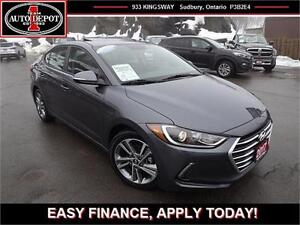 2017 Hyundai Elantra SUNROOF!! BLIND SPOT MONITOR!! HEATED SEATS