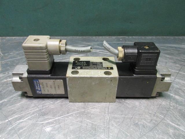 Wandfluh-Hydraulik AE4J60 Hydraulic Directional Control Valve Solenoid Operated