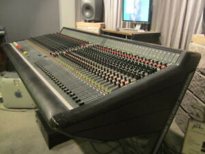 D & R Dayner Recording Console