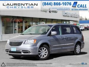 2014 Chrysler Town & Country Touring-BLUETOOTH, POWER SLIDING DO