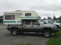 2003 Chevrolet Other LT Pickup Truck and camper