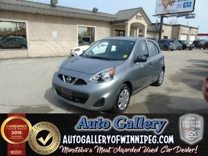 2015 Nissan Micra S *Only 7,322 Kms!