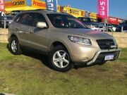 2009 Hyundai Santa Fe CM MY09 SX Gold 5 Speed Sports Automatic Wagon Wangara Wanneroo Area Preview