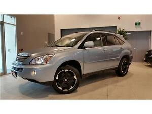 2008 Lexus RX 400h HYBRID **TV/DVD-NEW SUMMER-WINTER-RIMS TIRES*