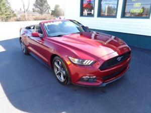 2017 Ford Mustang V6 Convertible only $257 bi-weekly all in!