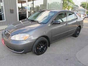 2007 Toyota Corolla CE automatic air cond Great condition $6400