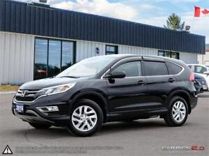 2016 Honda CR-V EX,LOW KMS,PWR SUNROOF,REARVIEW CAM,HEATED SEATS