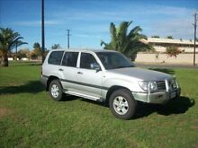 2006 Toyota Landcruiser UZJ100R Upgrade II GXL (4x4) 5 Speed Automatic Wagon Alberton Port Adelaide Area Preview