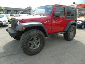 2008 Jeep Wrangler AUTO,AIR CRUISE SMALL LIFT KIT NO ACCIDENTS