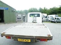 Iveco Daily Beavertail