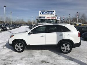 2013 Kia Sorento loaded AWD V6 leather heated seats