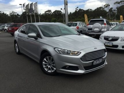 2015 Ford Mondeo Silver Sports Automatic Dual Clutch Hatchback