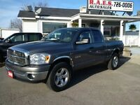 "2008 Dodge Ram 1500 SLT CREW CAB 4X4 20"" WHEELS"
