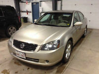 SOLD...Super Deal- 2005 Nissan Altima , Low Kms, New MVI